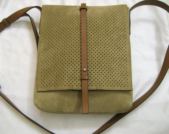 Michael Kors Collection browns Messenger Bag Image 10