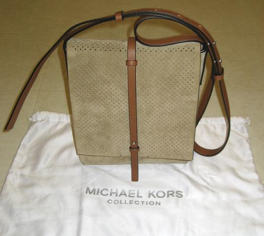 Michael Kors Collection browns Messenger Bag Image 3