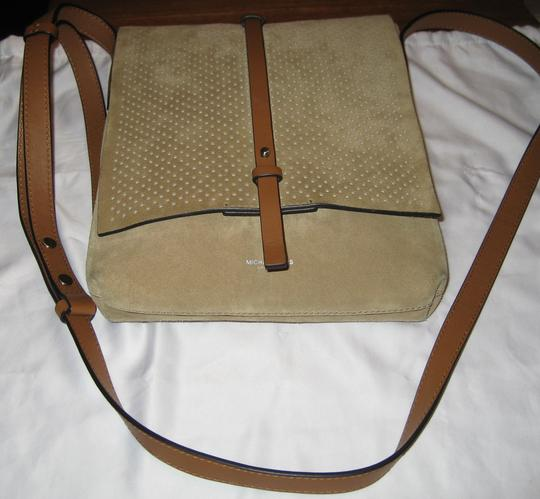 Michael Kors Collection browns Messenger Bag Image 4
