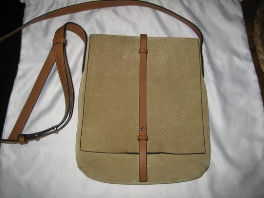 Michael Kors Collection browns Messenger Bag Image 7