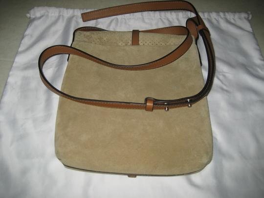 Michael Kors Collection browns Messenger Bag Image 8