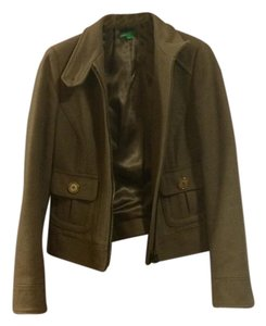 United Colors of Benetton olive Jacket