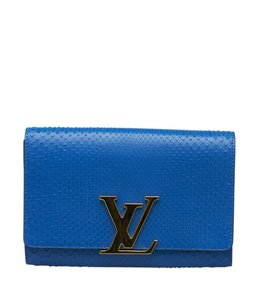Louis Vuitton Python Shoulder Bag
