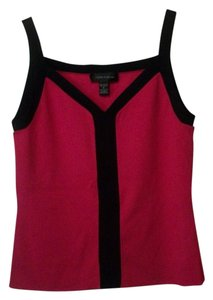 Cable & Gauge Sleeveless Sweater & Top Pinks
