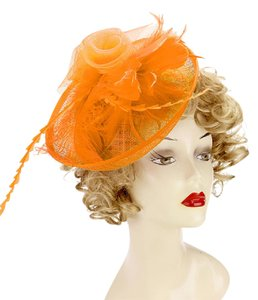 Wedding fascinator Hat New Kentucky Derby Hat Dressy Wedding Hat fascinator Hat Church Hat