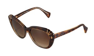 Alexander McQueen Alexander McQueen Modified Cat-Eye Acetate Sunglasses