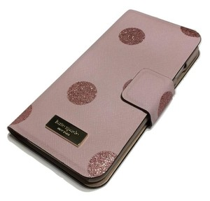 Kate Spade Kate Spade Newbury Lane iPhone 6 or 6S Leather Folio Case