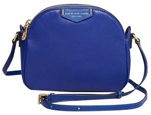 Marc by Marc Jacobs Leather Color-blocking Bright Cross Body Bag