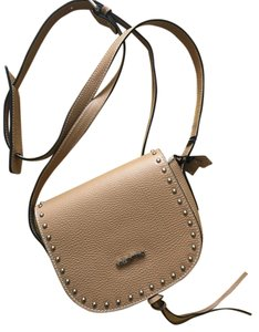 Valentino Genuine Leather Brand New Attached Studded Cross Body Bag