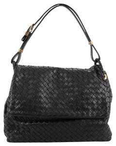 Bottega Veneta Nappa Shoulder Bag