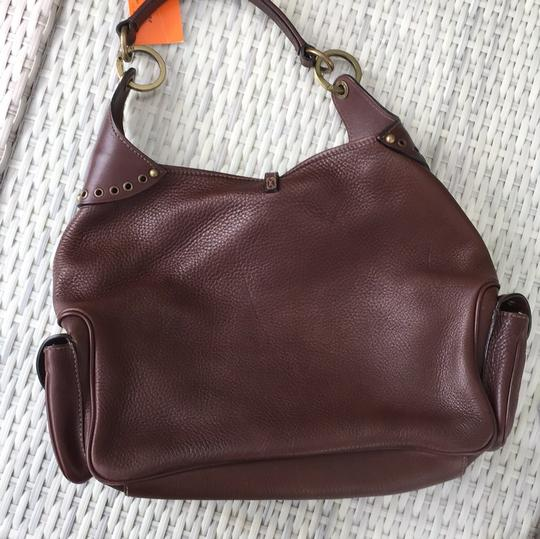 Luella Satchel in brown Image 3