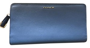 Coach Slim Snap Wallet