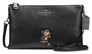 Coach Baseman Pockets Cross Body Bag