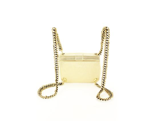 Christian Louboutin Chains Women Bags Leather Backpack