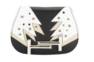 Tod's Women Leather Clutch Belt Cross Body Bag