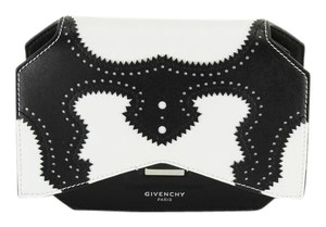 Givenchy Women Leather White Baguette