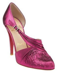 Christian Louboutin Dranight Pink Pumps