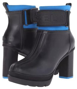 Sorel Black/Blue Boots