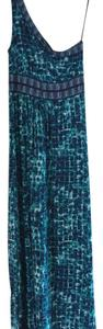 blue/teal Maxi Dress by BCBGMAXAZRIA