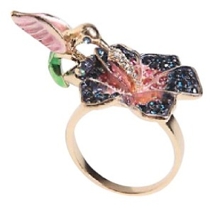 Torrid Hummingbird Statement Ring