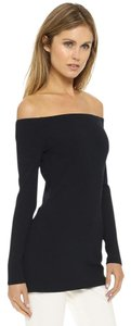 Tibi Vince Iro Tory Burch The Row Helmut Lang Top Black