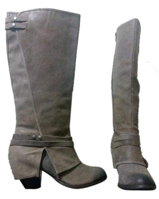 Item - Taupe Boots/Booties Size US 10