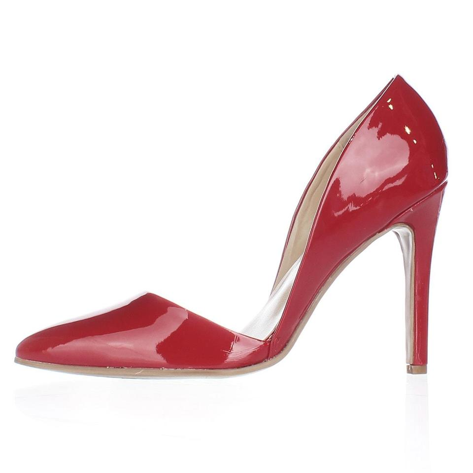 Ann Marino Shoes Red Shoes