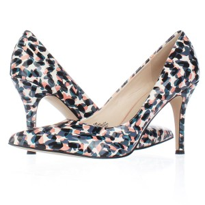 Nine West Multi-Colored Pumps