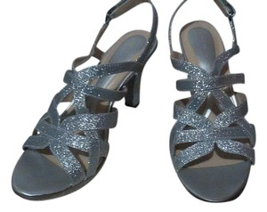 Naturalizer Sparkly Silver Formal