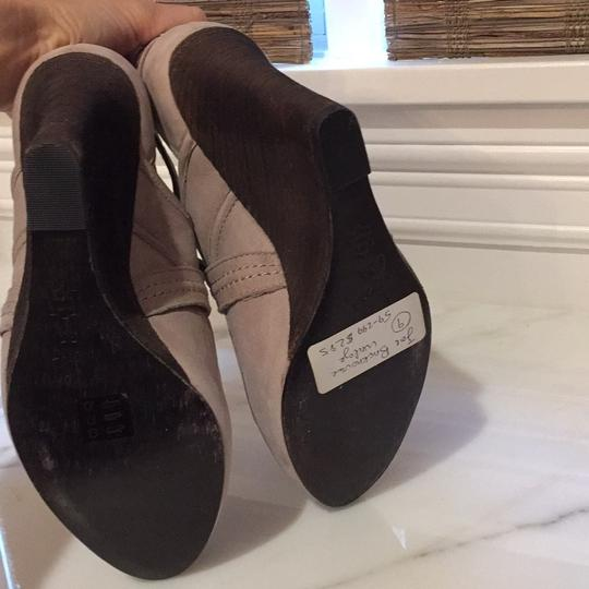 Joie taupe Wedges Image 4