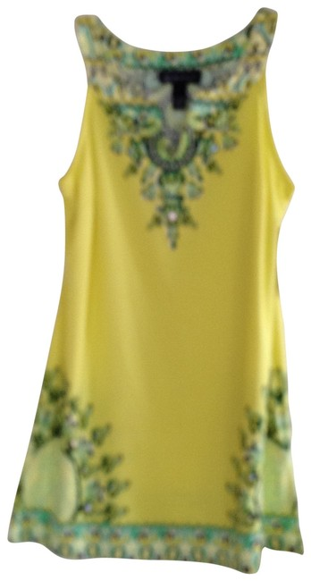 Preload https://item3.tradesy.com/images/inc-international-concepts-yellow-sparkle-tunic-size-petite-6-s-21212-0-0.jpg?width=400&height=650