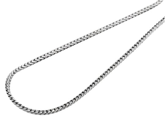 Preload https://img-static.tradesy.com/item/21212050/10k-white-gold-18mm-wide-franco-box-link-chain-inches-necklace-0-1-540-540.jpg
