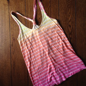 Old Navy Top Ombre