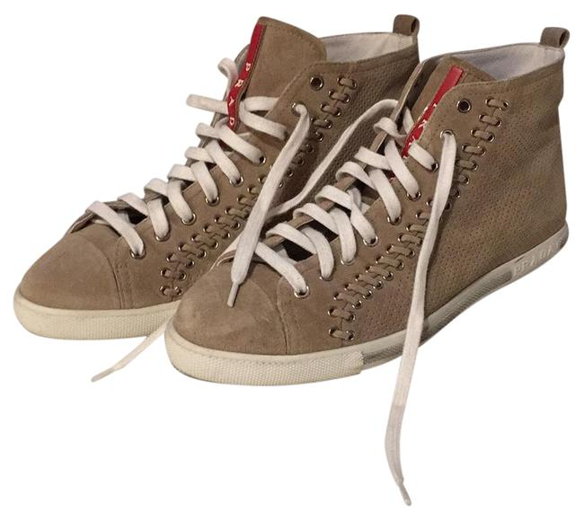 Item - Beige / Taupe Sneakers Size US 9.5 Regular (M, B)