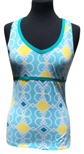 Preload https://img-static.tradesy.com/item/21212342/lucy-blue-and-yellow-tank-topcami-size-8-m-0-1-650-650.jpg