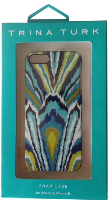 Item - Multi Color Snap Case For Iphone5 Iphone 5s Tech Accessory