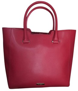 Halogen Tote in Pink