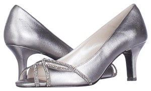 Caparros Pewter Pumps