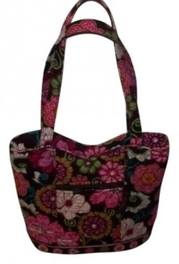 Preload https://item4.tradesy.com/images/vera-bradley-black-with-various-color-flowers-cloth-tote-21213-0-0.jpg?width=440&height=440
