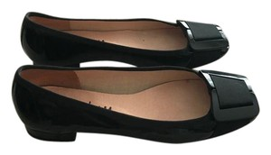 French Sole Classic Chic Black Flats