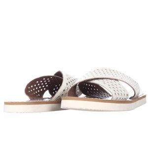 Lucky Brand Ivory Sandals