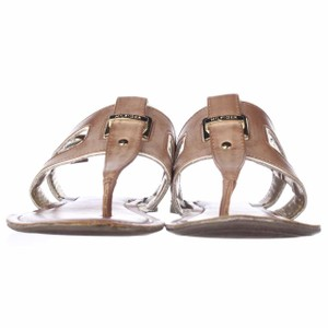 Tommy Hilfiger Brown Sandals