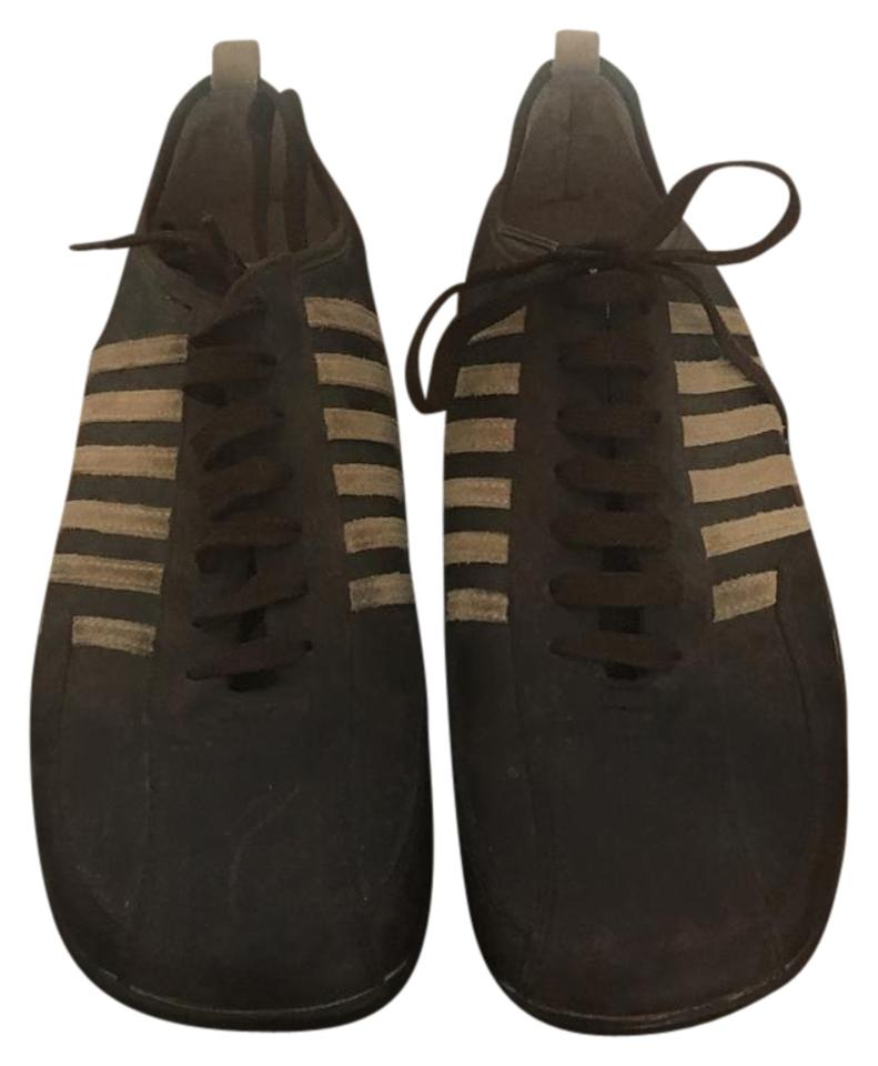 8914ff2a136 Steve Madden Brown Men's Leather Sneakers Size US Regular (M, B) 61% off  retail