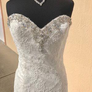 Mori Lee Mori Lee 2685 Wedding Dress