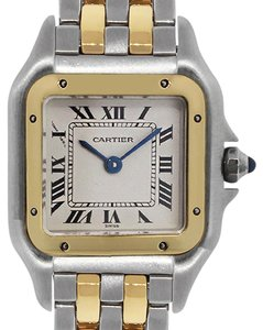 Cartier Cartier Panther 166921 Two Tone Gold Ladies Watch