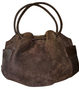 Cole Haan Tote in Dark Brown