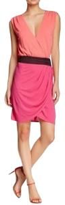 Halston short dress TUBRY on Tradesy