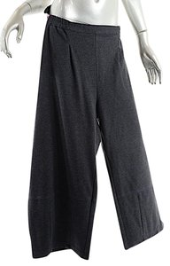 Blanque Rayon Stretch Relaxed Pants Grey