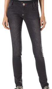 Philipp Plein Skinny Jeans-Light Wash