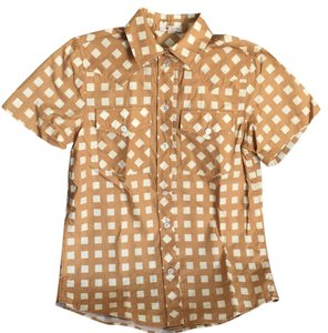 Marc Jacobs Button Down Shirt yellow